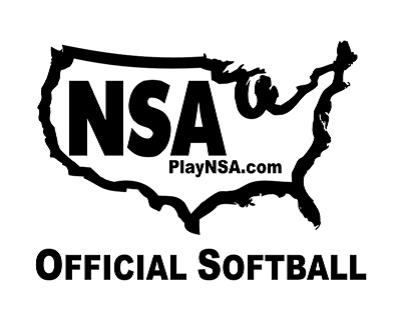 NSA Approved Softball (2018 Stamp)