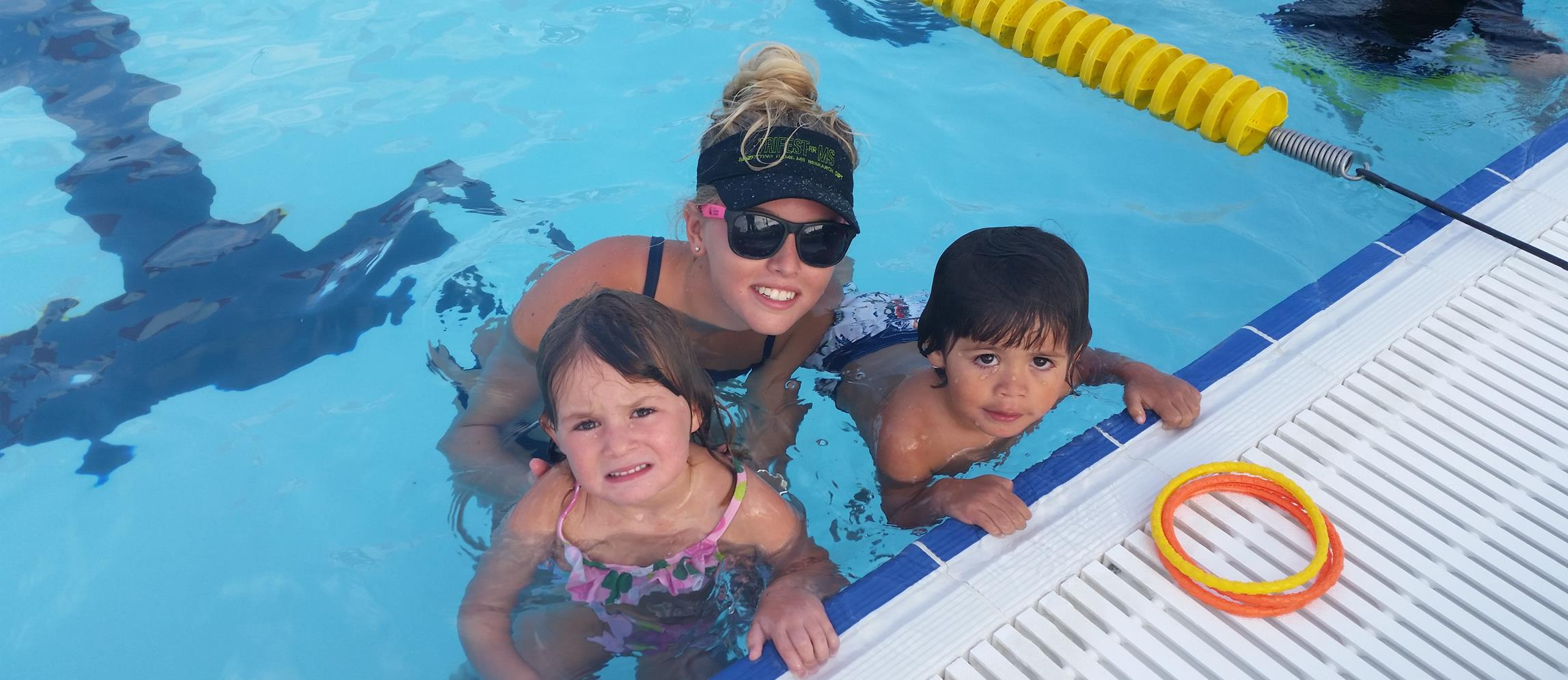 Swim Lessons - Shelby&#39s Class