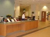 Adult Wellness Center Front Desk