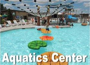 Aquatics Center Video