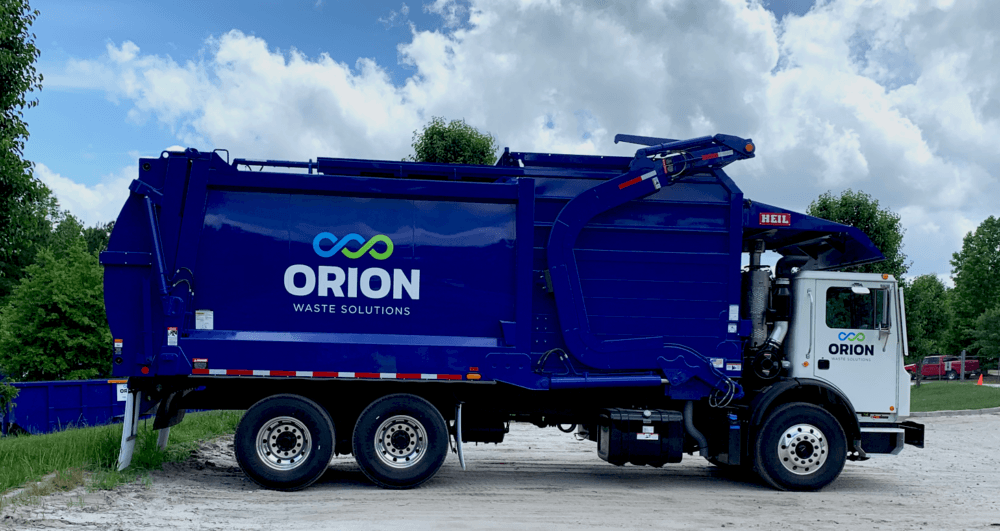 Orion Waste Truck