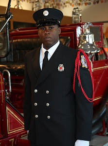 Fire Equipment Operator Al Jones