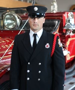 Fire Equipment Operator Jason Villines