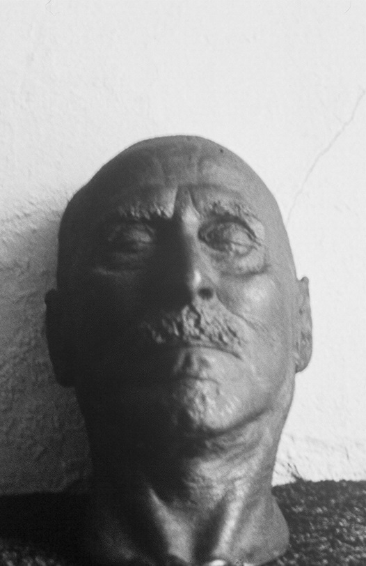 Harvey's Death Mask